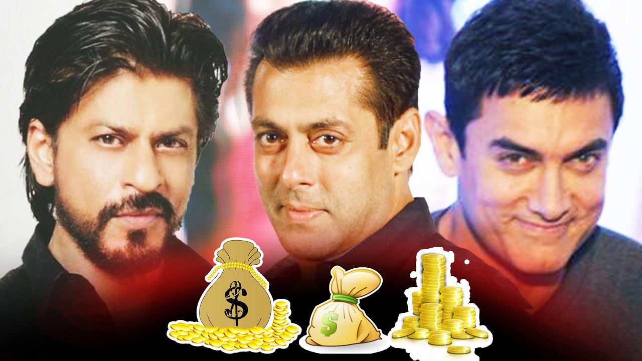 Bollywood's Top 10 HIGHEST Paid SUPERSTARS – Check Out !