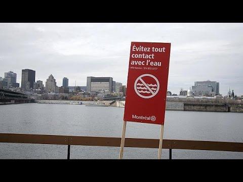 Καναδάς: Για περιβαλλοντική καταστροφή του ποταμού Σεντ Λόρενς προειδοποιούν οι επιστήμονες