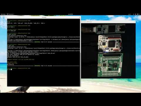 Apio: an easy multi-platform toolbox for open FPGAs