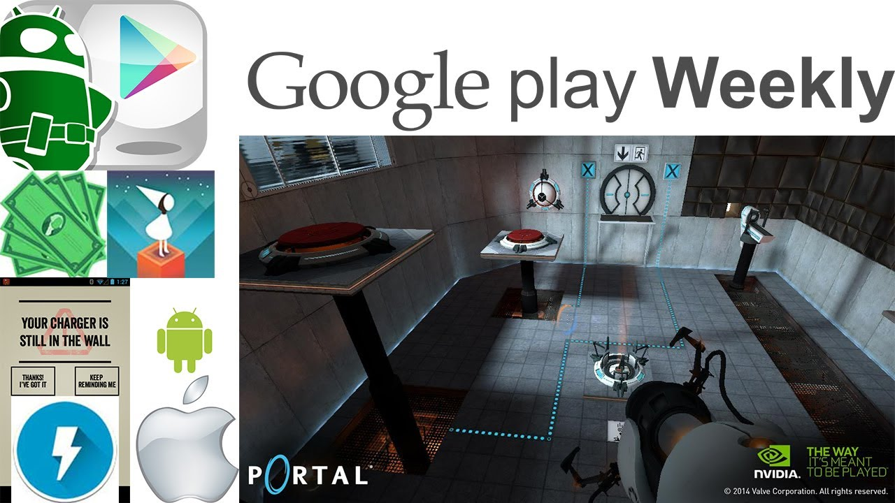 iOS apps on Android, huge Google Play update, Portal and Half-Life 2! – Google Play Weekl