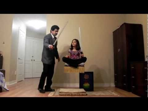 flyingcarpet - Princess Flying Carpet by Toronto Magician Raj - Revised version by one of the famous Indian Magician and illusionist in GTA Toronto, Mississauga, Brampton, ...
