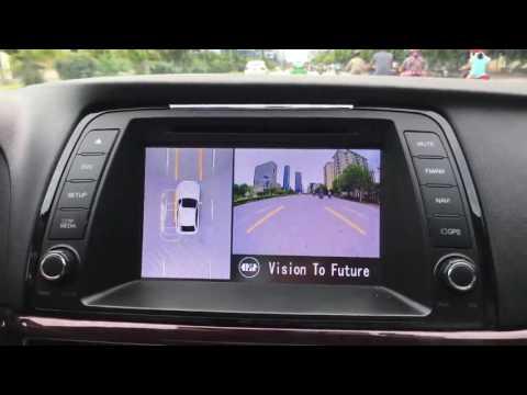 Camera 360 độ Oris cho xe hơi tại Hà Nội