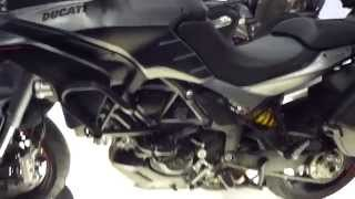 7. 2013 Ducati Multistrada 1200 S Granturismo  * see also Playlist