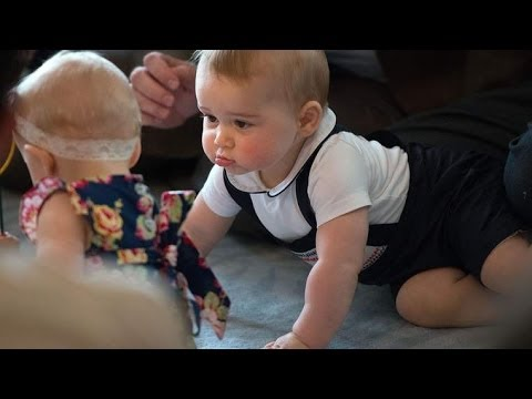 First Public Play Date For Prince George