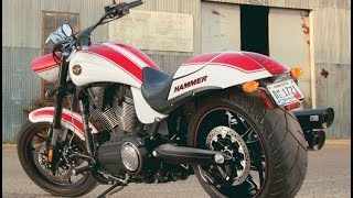 5. 2012 Victory Hammer S