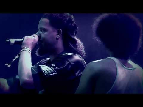 """Pounding, dizzying dubstep beats and grim, rough-edged raps"" @DOPEDOD Live @Pukkelpop [video] #pkp13"