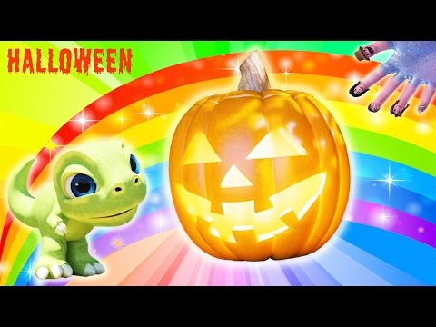 Halloween 2016 Songs, Finger Family Games, and More: Holiday Adventure Collection for Kids