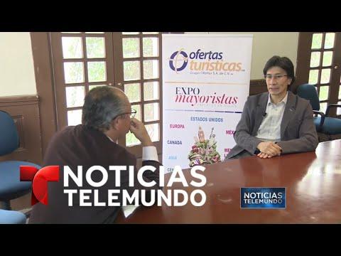 Se desploma el turismo mexicano a Estados Unidos | Noticiero | Noticias Telemundo