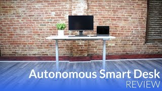 Autonomous on Amazon: http://amzn.to/2rD0NgaCable Management Trays: http://amzn.to/2rDabADI'm going to go ahead and spoil this review: this desk is amazing.  Watch the video and see it in action, but if you are in the market for a sit/stand desk, this is you next.  I can't recommend it enough!