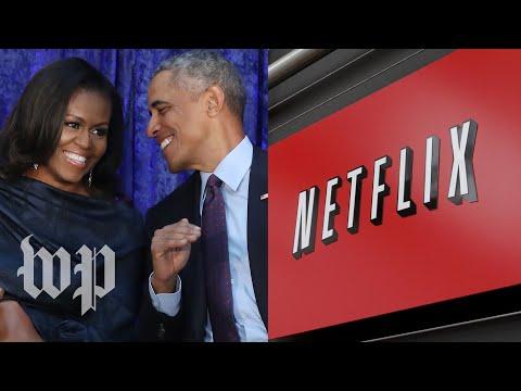 מישל וברק אובמה: בקרוב בנטפליקס?