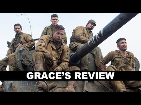 Fury Movie Review - Brad Pitt 2014 : Beyond The Trailer