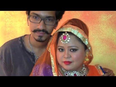 Bharti Singh Gets SECRETLY ENGAGED To Boyfriend Ha