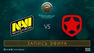 Na`Vi vs Gambit, The International 2017 Qualifiers [GodHunt, V1lat]