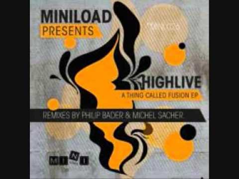 Highlive - It´s over now (Philip Bader remix)