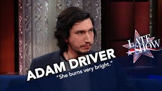Video Adam Driver Remembers Star Wars Co-Star Carrie Fisher MP3, 3GP, MP4, WEBM, AVI, FLV Oktober 2017