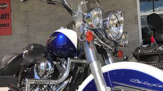 8. Used 2006 Harley Davidson Softail Deluxe for sale in Tampa Florida