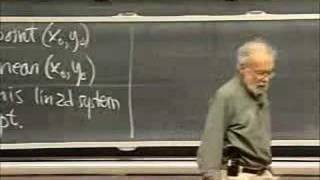 Lec 31   MIT 18.03 Differential Equations, Spring 2006