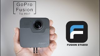 Video GoPro Fusion: How To IMPORT, EDIT, EXPORT Video with Fusion Studio - GoPro Tip #607 MP3, 3GP, MP4, WEBM, AVI, FLV September 2018