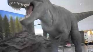 Nong Bua Lam Phu Thailand  city photos gallery : Thai Dinosuar in Nong Bua LamPhu Thailand.flv