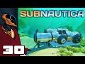 Let s Play Subnautica precursor Update Pc Gameplay Part