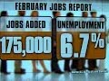 February jobs report: More hires but unemployment ...