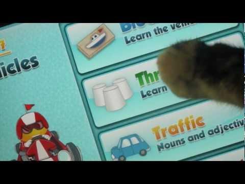 Video of Fun English Learning Games