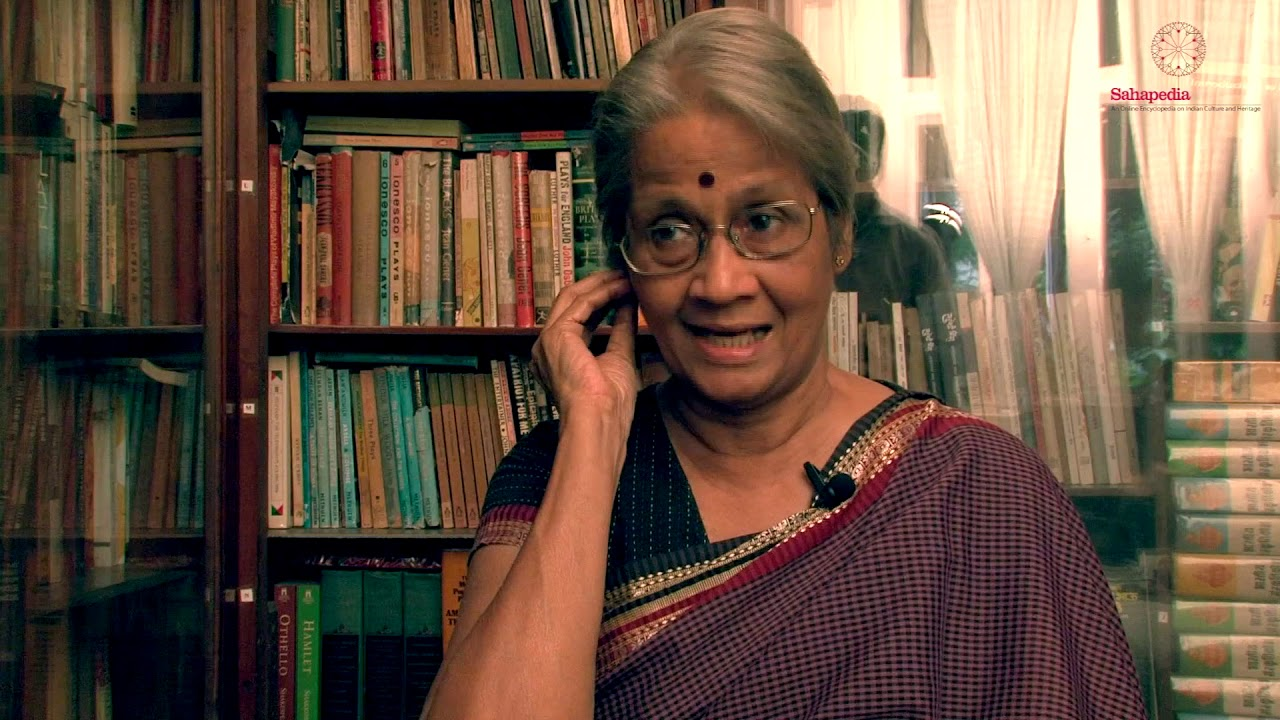The Growth of Experimental Theatre in Bombay: In Conversation with Shanta Gokhale