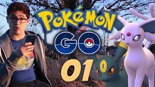 JOURNEY TO JOHTO! | Pokémon GO GEN 2 - Episode 1 by Munching Orange