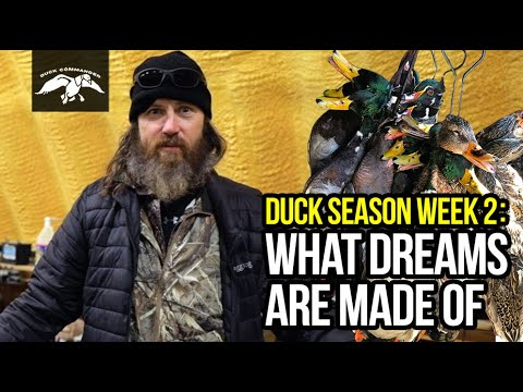 What Dreams are Made Of | Louisiana Duck Season Week 2 | Phil and Jase Robertson