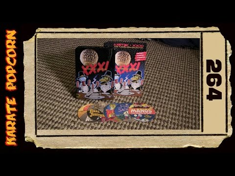 Unboxing Mystery Science Theater 3000 Turkey Day Collection DVD!