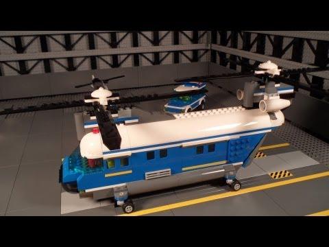 Конструктор LEGO City 4439 Грузовой вертолёт