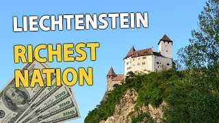 Liechtenstein is the smallest yet the richest country in the world (per capita) and the only country to lie entirely within the Alps. It is known as a principality as it is ...