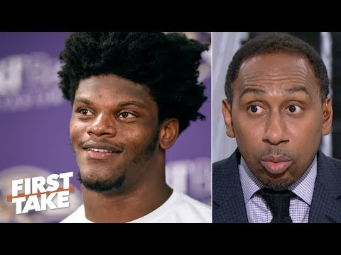 Video: Stephen A.'s Week 2 NFL Power Rankings: Lamar Jackson gives the Ravens a boost | First Take