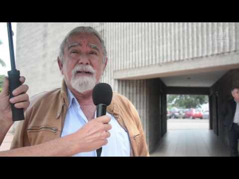 Amigos y familiares despidierona Alberto Sierra