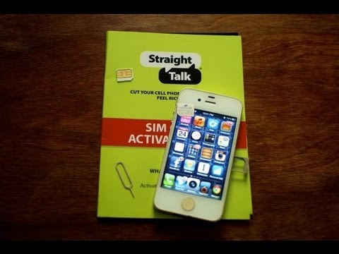 What Network Does Straight Talk Iphone Use