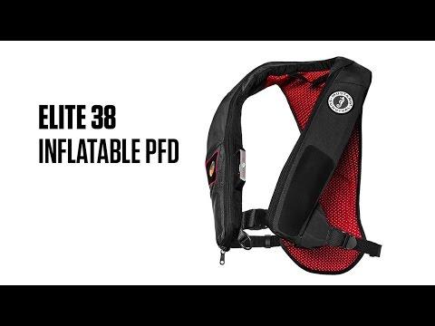 Elite 38 Inflatable PFD