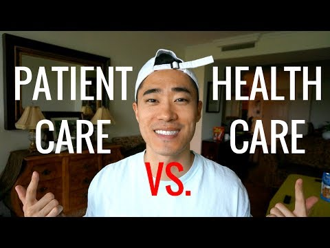 Pre-PA | PATIENT CARE VS. HEALTH CARE EXPERIENCE!