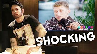 Video Eminem Just ENDED MGK's Career With This.. MP3, 3GP, MP4, WEBM, AVI, FLV September 2018