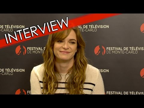 ITW Danielle Panabaker (The Flash) | FTV16