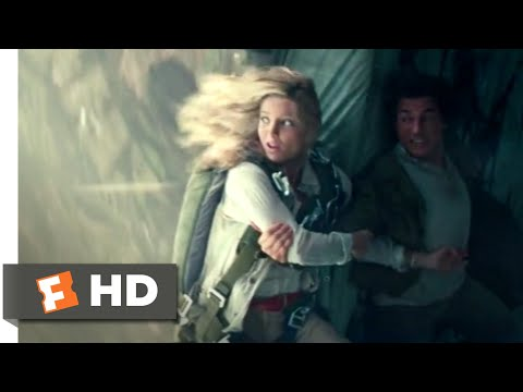 The Mummy (2017) - The Plane Crash Scene (1/10) | Movieclips