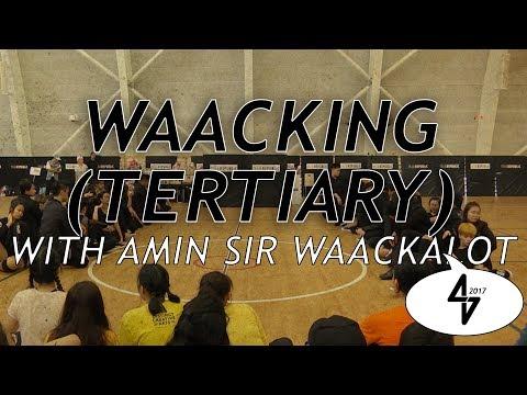 L4D 2017 Tertiary Group X Waacking (by Amin Sir Waackalot)