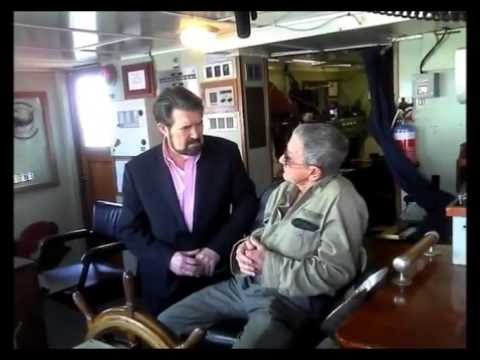 Derryn Hinch with Bob Irwin - thumbnail