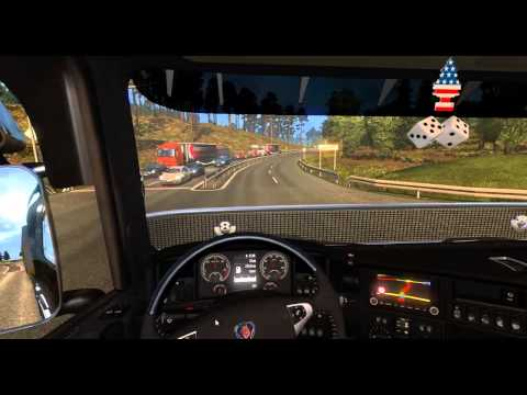 Sound Scania R and RLJ Only V8