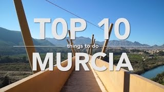 Download Lagu Top 10 Things to do Murcia - Travel Guide Mp3