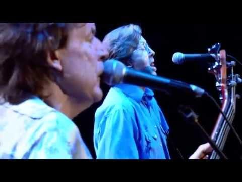 Cream Complete Reunion Concert 2005 (Eric Clapton, Jack Bruce & Ginger Baker)