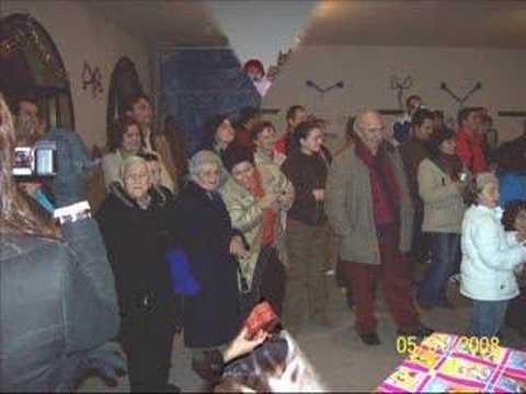 Cabalgata de Reyes Sieteiglesias de Tormes Año 2008
