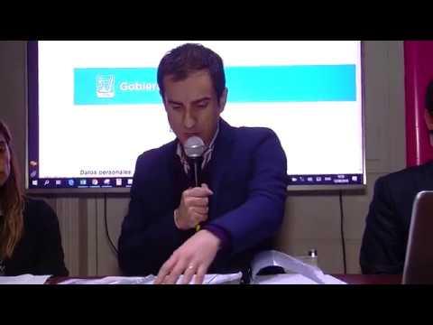 """Petrecca: """"Soy intolerante ante los hechos de corrupción"""""""