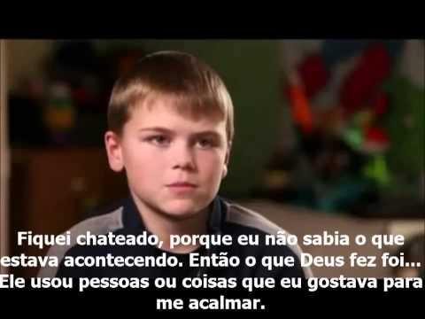 Colton Burpo - O menino que foi ao céu e viu a Jesus, seu bisavô e sua irmã abortada E.Q.M.
