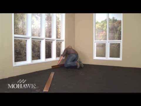 Mohawk Solid Hardwood Installation with Chip Wade HD