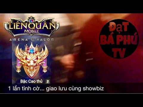1 lần tình cờ ĐẠT giao lưu cùng ShowBiz Việt - Thời lượng: 3 phút và 7 giây.